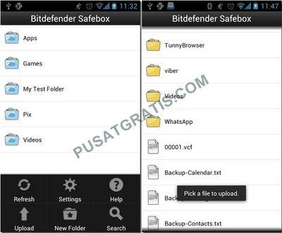 Dapatkan 2GB Cloud Storage dari Bitdefender Safebox